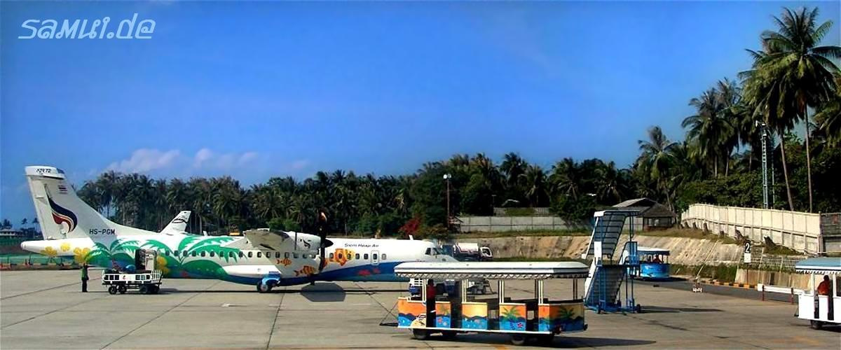 Airport Kog Samui