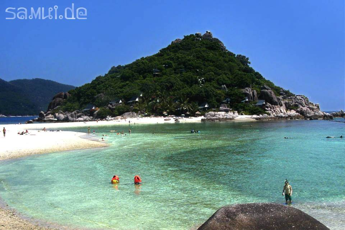 Koh nang yuan hotel koh tao koh nang yuan trips thailande for Hotels koh tao