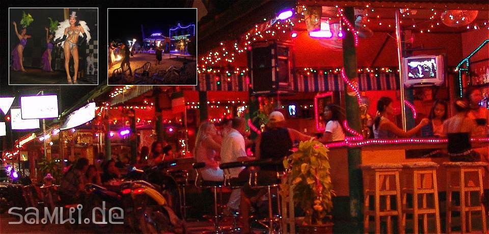 Koh Samui Nightlife