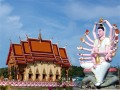 Foto: Koh Samui Wat Nuan na Ram